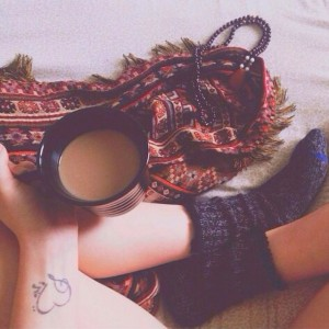 Coffee-mala-beads-scarf-tiny-devotions